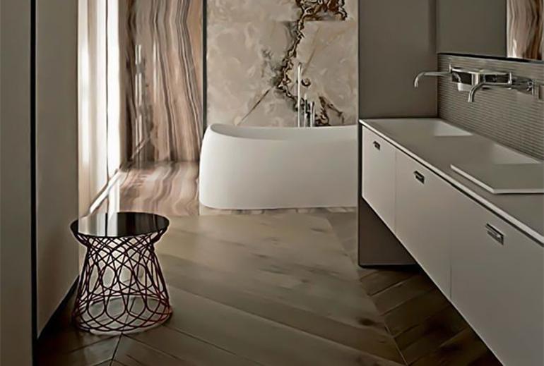 10 step per un bagno nuovo di design