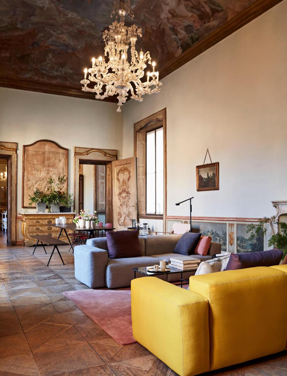Viasolferino acquatelier palazzo Clerici milano