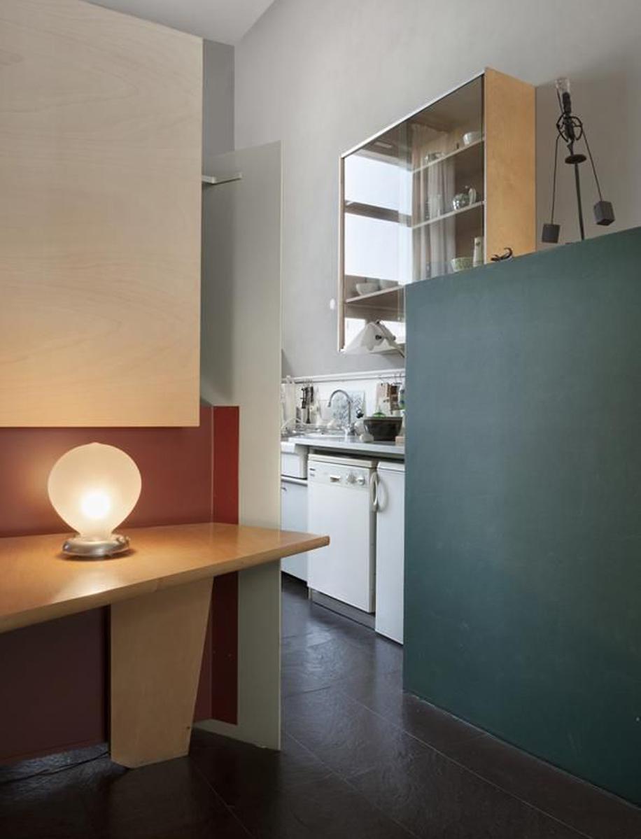 L'interior design di Umberto Riva a Casa Insinga