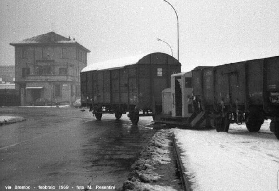 edifici abbandonati lombardia. Recupero industriale