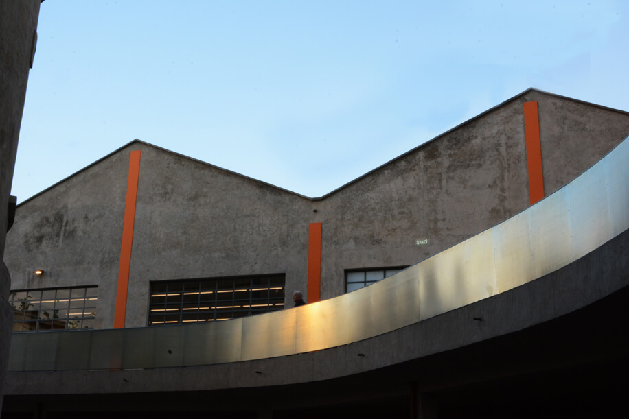 Museo Fondazione Prada.