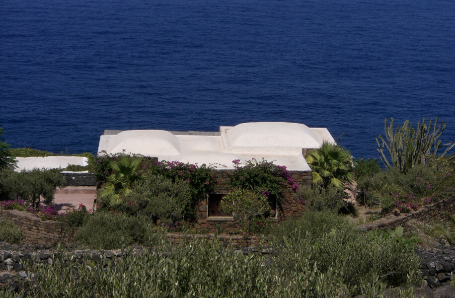 Luogo, identità e paesaggio. Pantelleria.