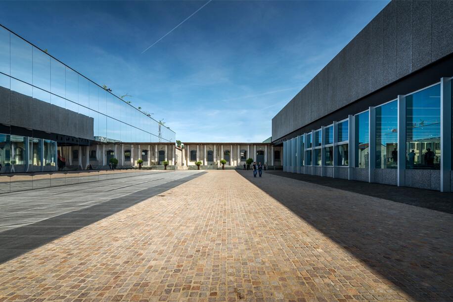 Prada Museum Milan