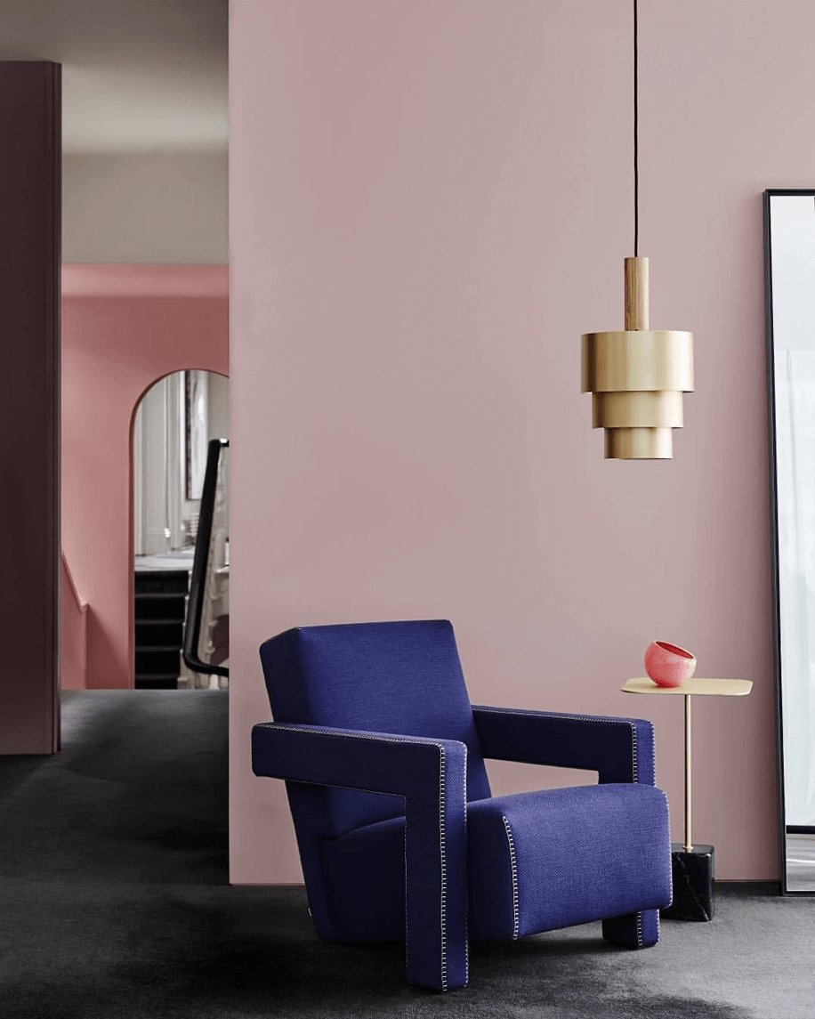 colori interni casa moderna