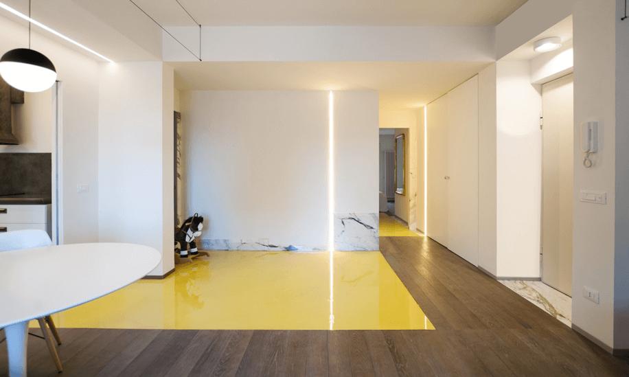 luce e spazio
