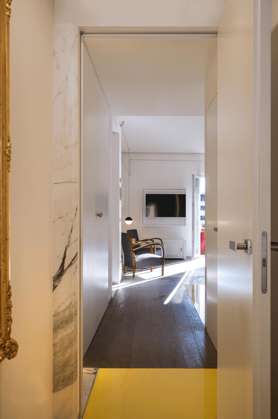 progetto di illuminazione soggiorno