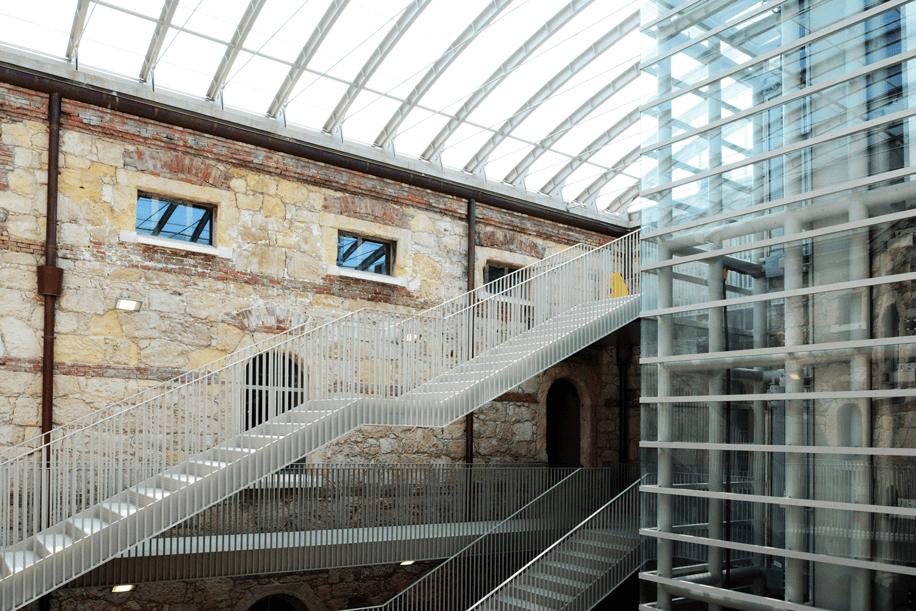 recupero e restauro degli edifici storici