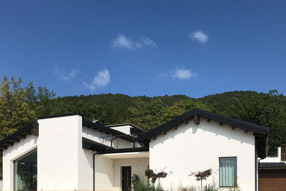 Casa panoramica abruzzo, ristrutturazione Viasolferino
