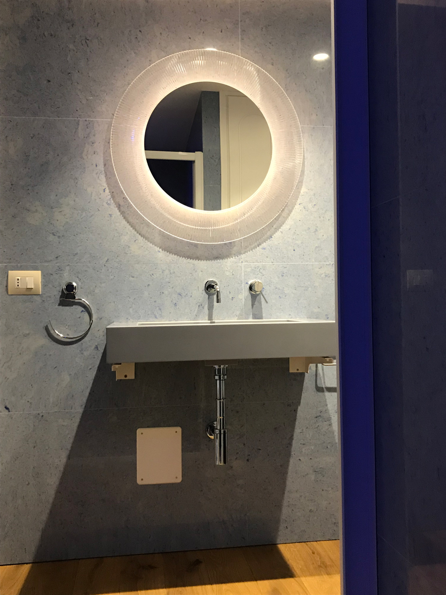 Bagno Piccolo L Aquila.Viasolferino Blog Rosso E Memoria Un Palazzo Del 1400 Nel Centro