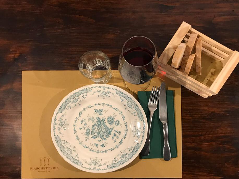 Fiaschetteria Le Chiavi d'oro Arezzo