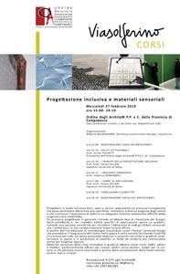 Corso 27 febbraio Progettazione inclusiva Campobasso