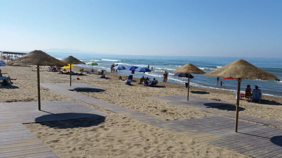 Green Beach Castiglione della Pescaia, Grosseto
